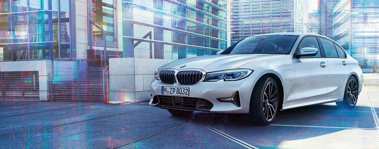 BMW Série 3 Berline Edition Sport Hybride Rechargeable